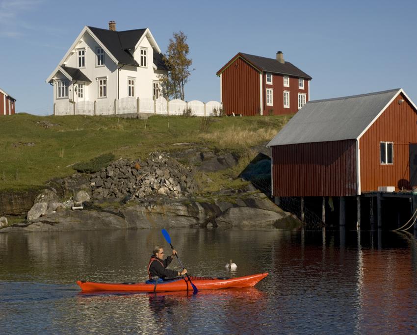 Vegaøyan, foto Terje Rakke Nordic Life HR.