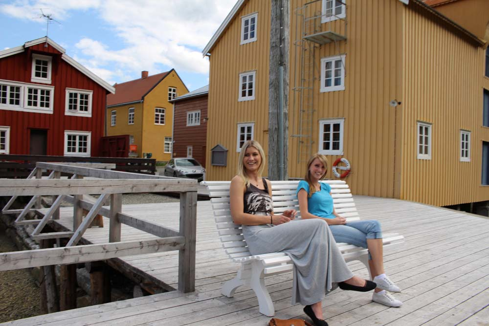 Sommerglede i Mosjøen Helgeland Reiseliv.